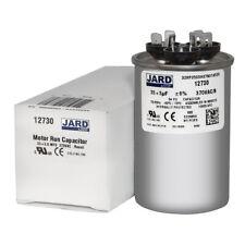 American Standard Capacitor 60//7.5 uf MFD x 440 VAC # 97F9898 Genteq Replacement