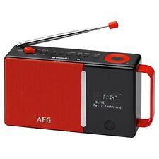 """'aeg DAB 4158 DAB """"uhf-pll Radio FM Bluetooth Aux-i"""