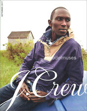 J. CREW Menswear Catalog September 2017 ARMANDO CABRAL Arthur Gosse