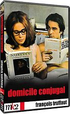 DVD  // DOMICILE CONJUGAL //  Jean Pierre Léaud, Claude Jade  /  NEUF cellophané