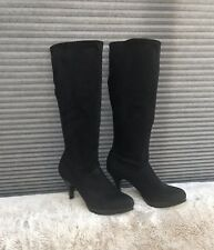 Ladies Next Heeled Knee Boots Size 5