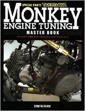 Monkey Honda Engine Tuning Master Book