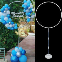 1Set Balloon Column Arch Set Base Stand Display Kit Wedding Party Decor Supplies