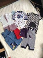 Designer Baby Boy Bundle - 0/3 Months