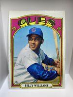 1972 Topps Billy Williams #439 Chicago Cubs