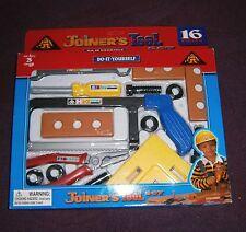 "Children Kids Tool DIY Role Pretend Play Fun"" Toy Set"