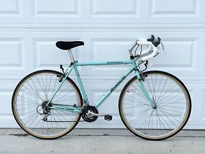 Bianchi Boardwalk Road Hybrid Gravel Vintage Bike