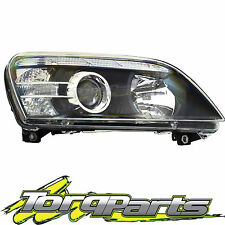 HEADLIGHT RH SUIT WM STATESMAN CAPRICE HOLDEN 06-13 HEADLAMP HEAD LIGHT LAMP