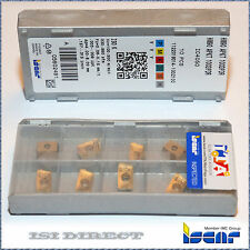 HM90 APKT 1003PDR IC4050 ISCAR *** 10 INSERTS *** FACTORY PACK ***