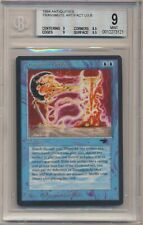 BGS 9 MTG Magic the Gathering Antiquities Transmute Artifact MINT Condition!!