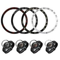 Metal Protection Dial Bezel Ring Cover Rim for Samsung S3 Galaxy Watch 42/46mm