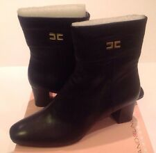 Reduced!!   BANDOLINO DAJUDA Black LE  Size 11 M, Fashion-Ankle Leather boots