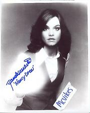 Pamela Sue Martin Nancy Drew Autographed Signed 8x10 Photo COA #2 Mysteries