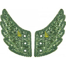 SHWINGS TURQUOISE Sparkle wing wings shoes official designer Shwings NEW 10707
