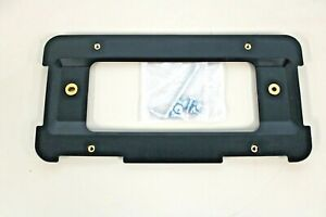 BRAND NEW 02-16 OEM BMW MINI COOPER REAR LICENSE PLATE FRAME BRACKET MOUNT R56