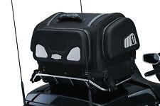 Kuryakyn Black XTR4.0 Seat Bag/Rack Bag - 5277