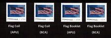 2019 Flags set/4  - MNH