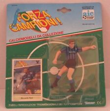 SEALED FORZA CAMPIONI Action Figure & Card RICCARDO FERRI Inter Kenner