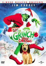 How the Grinch Stole Christmas (Dvd, 2006, 2-Disc Set, Deluxe Edition)