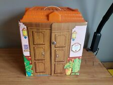 Vintage Barbie Country Living Home Fold Out Dollhouse