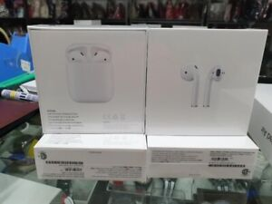 Brand New AirPods Gen 2.0 with wireless charging case