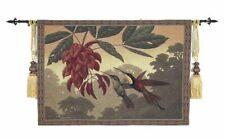 Art tapestry wall  painting tapestry soft fabric hanging tapestry flower kiss