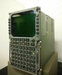 BOEING 737 Control Display Unit *As-Removed*  P/N-166891-01-01