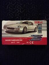 Car MP3 Player with USB/SD port with remote