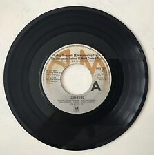 "Carpenters 7"" Calling Occupants Of Interplanetary Craft/Can't Smile Without You"