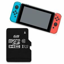 16GB Micro SDHC Class 10 - Nintendo Switch Memory Card