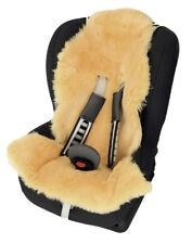 Babyfell Einlage für Kinderwagen Kindersitz Buggy medizinisches Lammfell 80x50