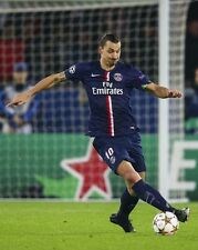Zlatan Ibrahimovic Unsigned Paris Saint Germain PSG 8x10 Photo