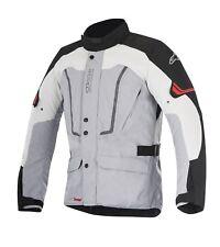 Giacca Moto Alpinestars Vence Drystar Gr:M Colore:grigio/nero