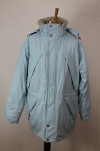 WELLENSTEYN brandungsparka Blue Padded Coat size L