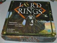 LORD OF THE RINGS Board Game Parker Brothers 2001
