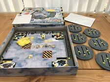 Robot wars las guerras que el juego de tablero comenzar Juego Completo Original 1996 BBC