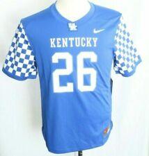 Kentucky University Wildcats 26 Blue Nike Youth Football Team Jersey XL