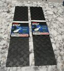 """2 TOW SMART SMART STEP SKID RESISTANT RUBBER 4""""X17.5"""" ADHESIVE RUBBER TREAD"""