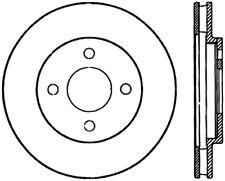 C-TEK Standard Disc Brake Rotor-Preferred fits 1981-1987 Plymouth Reliant  C-TEK