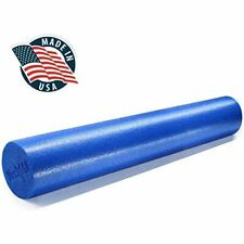 Yes4All Premium Medium Density Round PE Foam Roller for Physical Therapy, Pilate