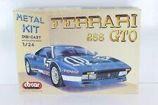 ESCI CB CAR  DIE-CAST METAL KIT 1/24 FERRARI 288 GTO COD.302 BURAGO