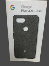 GENUINE Google Case Fabric Hard Shell for Google Pixel 3 XL Standard Gray