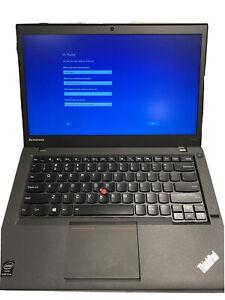 Lenovo ThinkPad T440s 14in.(256GB SSD, Intel Core i5 1.9GHz (2.49), 12GB RAM)...