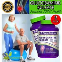 GLUCOSAMINE SULFATE 1000mg Joint Glaucoma Mobility Arthritis Supplement 240 Caps