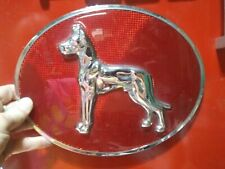 Great Dane Reflective Trailer Emblem