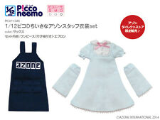 Azone Direct Store Limited Picco D Little Azone Staff Dress Set Saxe 1 12  Doll 5af75882e