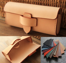 sunglasses bag Eyeglass Cases spectacles glasses cow Leather Customize A924