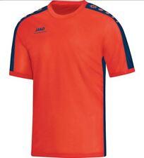 JAKO Herren T-Shirt Striker! Flame-Nightblue S - XXXL *NEU* Top
