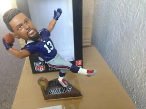 Odell Beckham Jr New York Giants The Catch Browns Bobblehead NFL AWESOME