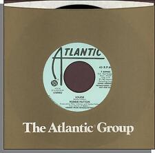 "Robbie Patton - Louise - 1982 Atlantic Promo 7"" 45 RPM Single!"